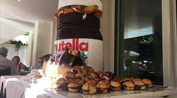 Nutella for the sweet tooth